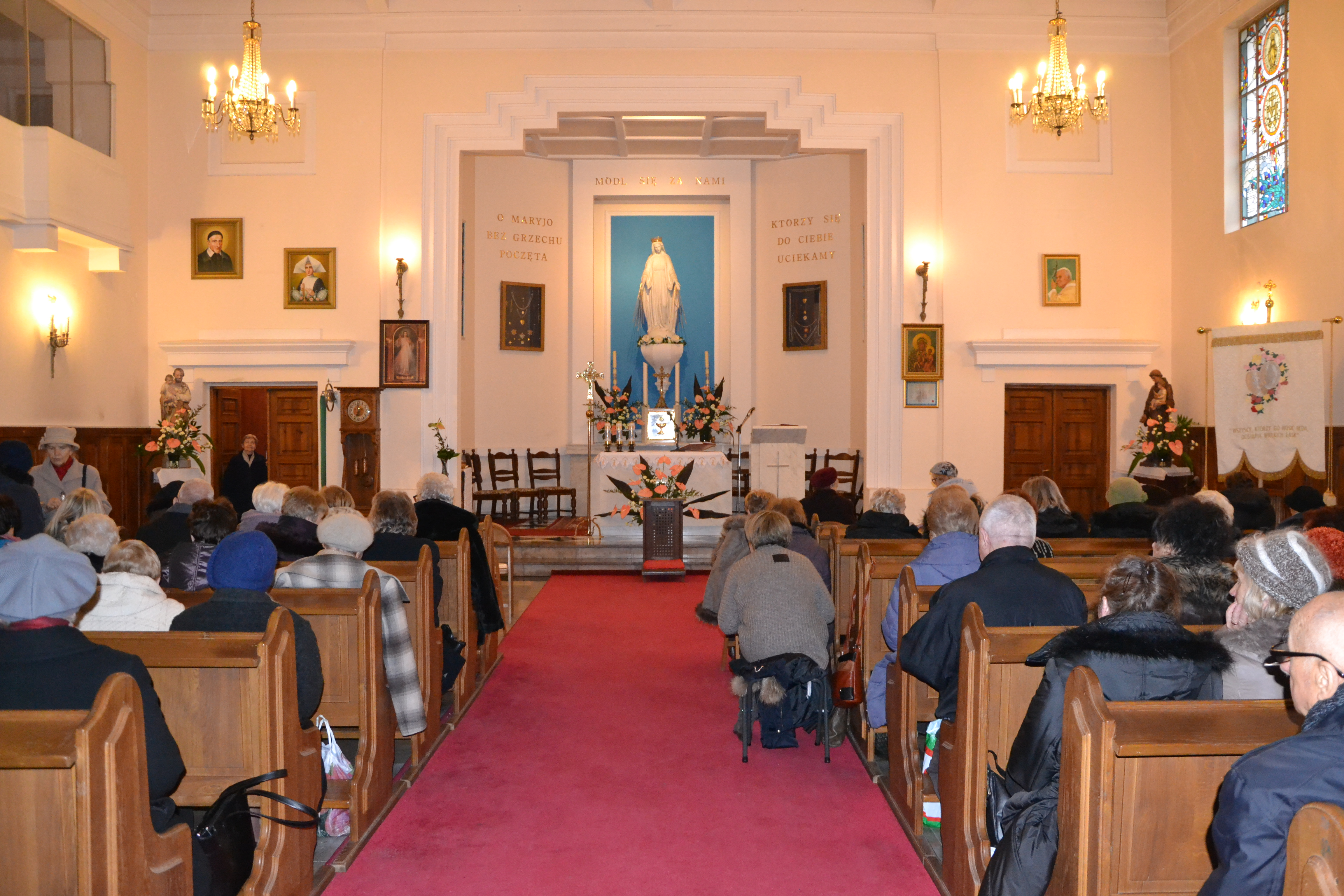 kaplica na Radnej